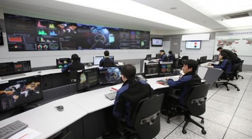 한국인터넷진흥원의 인터넷침해대응센터. /사진=KISA