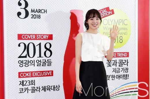 [머니S포토] 쇼트스타 김아랑, '물오른 미모'