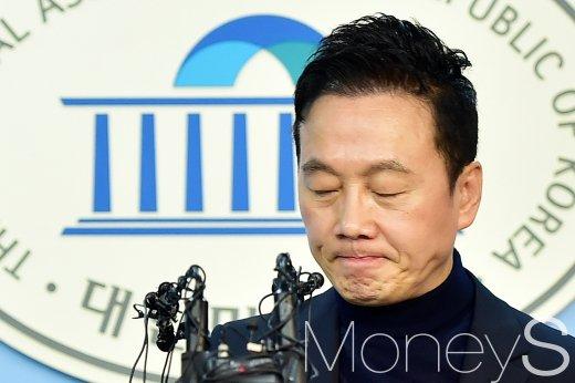 정봉주 전 의원./사진=임한별 기자