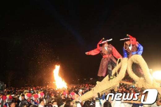 광주 칠성동 고싸움놀이 축제 14일 개막