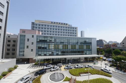 ▲전남대병원 전경