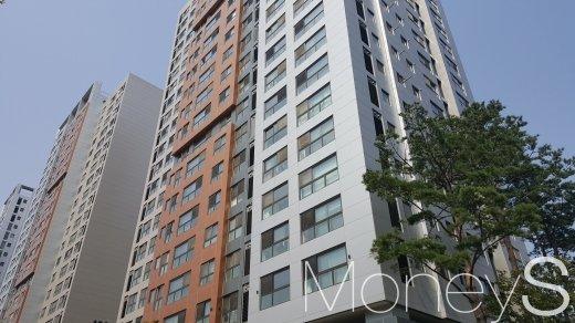 서울 마포구의 한 신축 아파트. /사진=김창성 기자