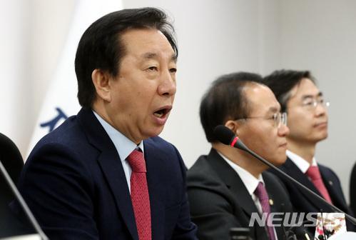김성태 '특혜 논란' 뭐길래?