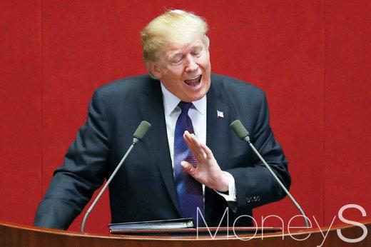 도널드 트럼프 미국 대통령./사진=사진공동취재단