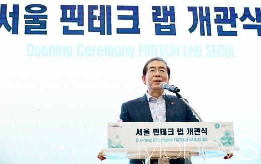 박원순 서울시장. /사진=임한별 기자