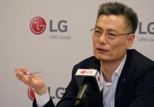 황정환 LG전자 MC사업본부장(부사장) / 사진=LG전자
