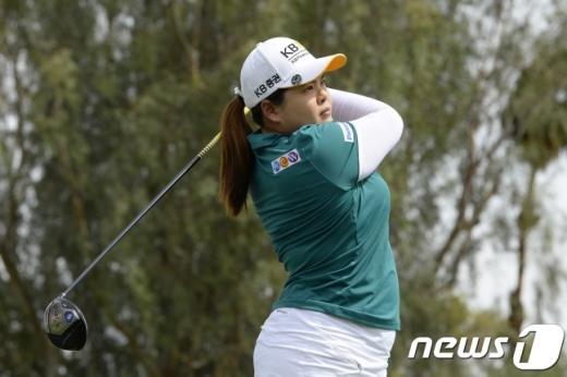 LPGA 롯데 챔피언십 박인비 /사진=뉴스1(LPGA 제공)
