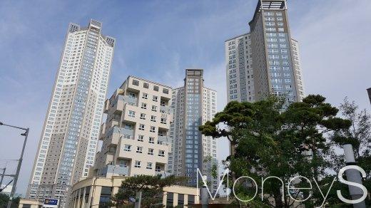 수원 광교신도시의 한 아파트단지. /사진=김창성 기자