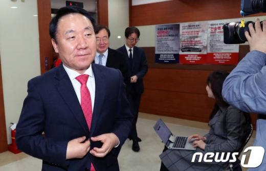 염동열 자유한국당 의원. /사진=뉴스1