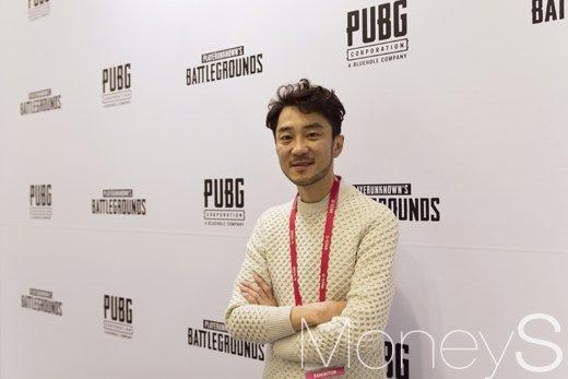 김창한 펍지주식회사 대표./사진=박흥순 기자