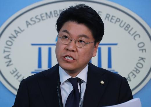 장제원 자유한국당 수석대변인./사진=뉴스1