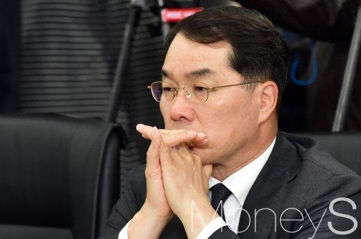 """[머니S포토] 장재영 대표  """"상생은 선택 아닌 과제"""""""