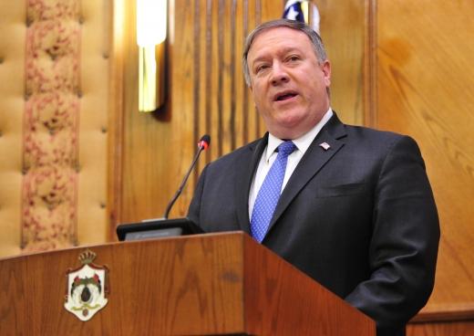 폼페이오 미국 국무장관./사진=뉴시스