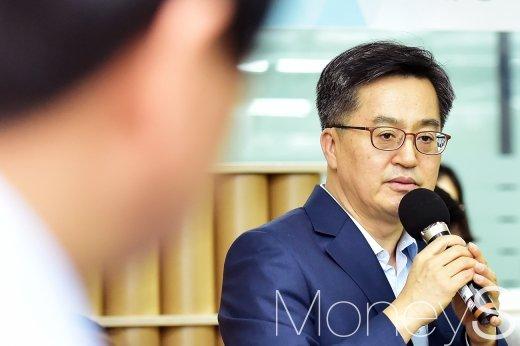 김동연 경제부총리 /사진=임한별 기자