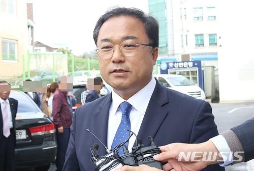 [속보] 권석창 의원, 징역 8개월·집행유예 2년 확정…의원직 상실