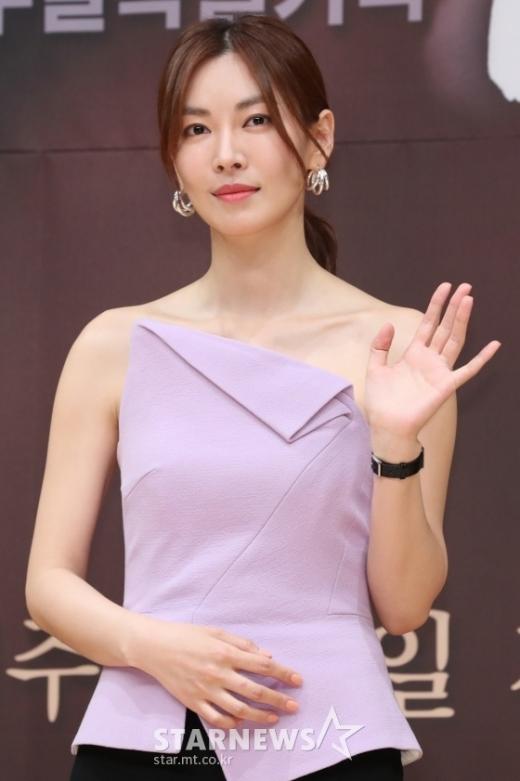 배우 김소연. /사진=스타뉴스