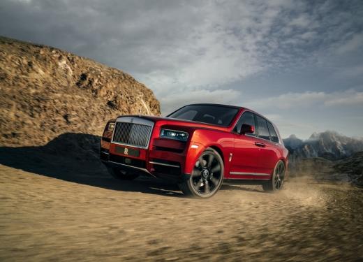 롤스로이스, 브랜드 최초의 SUV 컬리넌 최초 공개 /사진=롤스로이스 제공