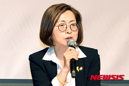 은수미 더불어민주당 경기 성남시장 후보. /사진=뉴시스