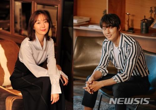 배우 이유영(왼쪽)과 윤시윤. /사진=뉴시스