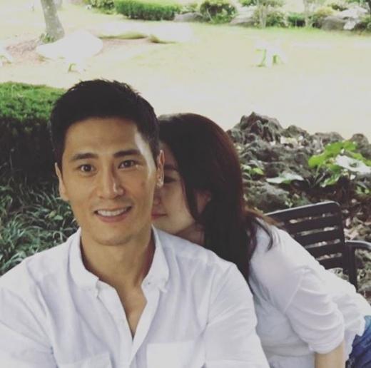 김재우 아내 임신. /사진=김재우 인스타그램