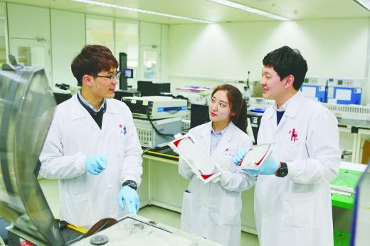 LG화학 배터리 R&D 연구소 / 사진=LG화학