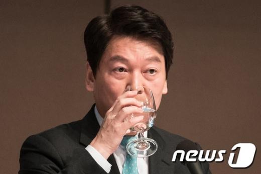 안철수 바른미래당 서울시장 후보./사진=뉴스1