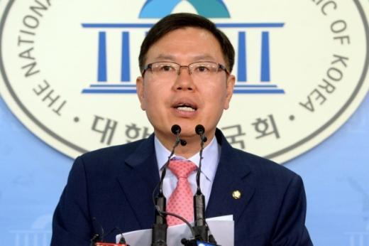 정태옥 인천 비하. 사진은 정태옥 자유한국당 의원. /사진=뉴스1DB