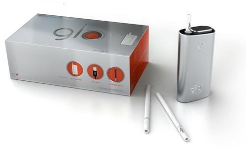 BAT코리아의 궐련형 전자담배 '글로'. /사진=BAT코리아
