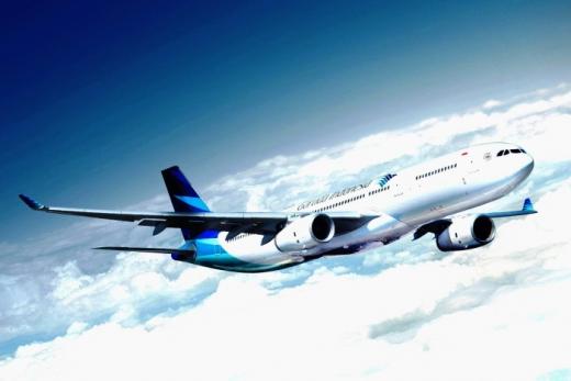 Garuda A330 Flight /사진=가루다인도네시아항공 제공