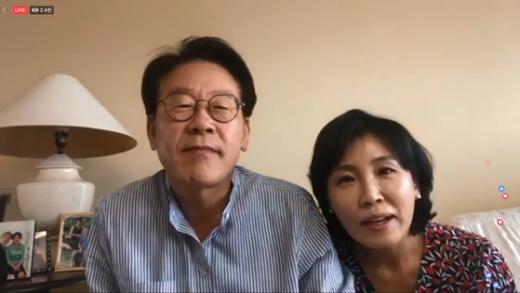 이재명 인터뷰 논란 사과. /사진=이재명 당선인 페이스북