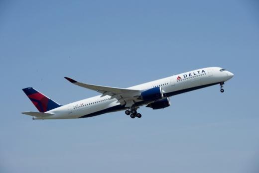 델타항공 A350-900 /사진=델타항공 제공