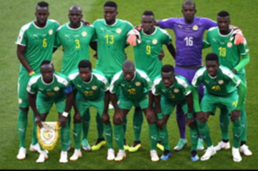 세네갈 대표팀 선수들./사진=쿨리발리 인스타그램 캡처