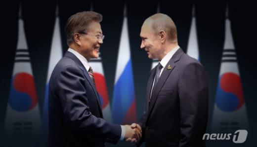 문재인 대통령이 21일부터 24일까지 러시아를 국빈 방문한다. /사진=뉴스1