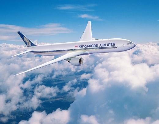 싱가포르항공 항공기 /사진=싱가포르항공 제공