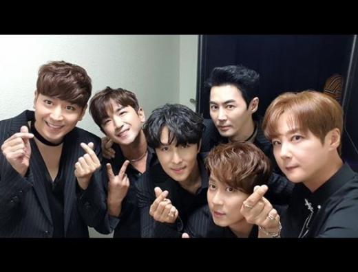 신화 1박2일. /사진=신화 공식인스타그램