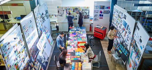 현대카드 디자인랩. /사진=현대카드·현대캐피탈 뉴스룸