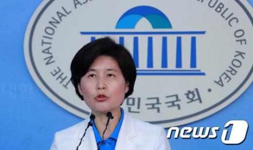 백혜련 더불어민주당 대변인./사진=뉴스1