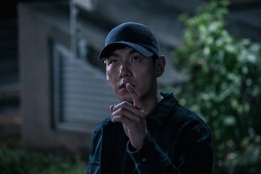 배우 곽시양. /사진=영화 '목격자' 스틸컷