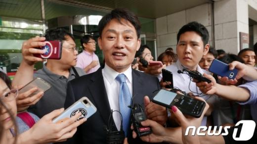 최용석 신일해양기술(구 신일그룹) 대표. /사진=뉴스1