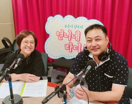 김수용 주식. /사진=언니네 라디오 인스타그램