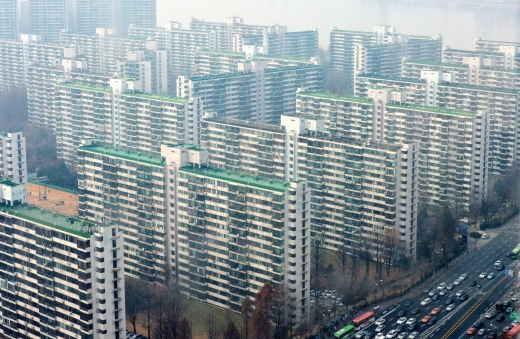 서울 시내 한 아파트 단지. /사진=뉴스1 DB