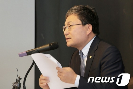 이상직 중소기업진흥공단 이사장./사진=뉴스1DB