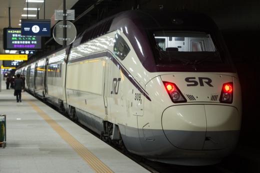 수서발 고속철도(SRT) 열차. /사진=뉴스1DB
