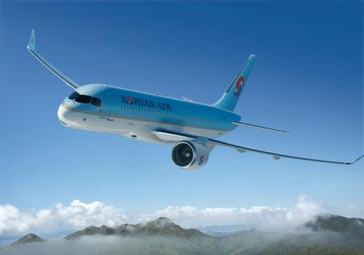 대한항공 CS300 항공기 /사진=대한항공 제공