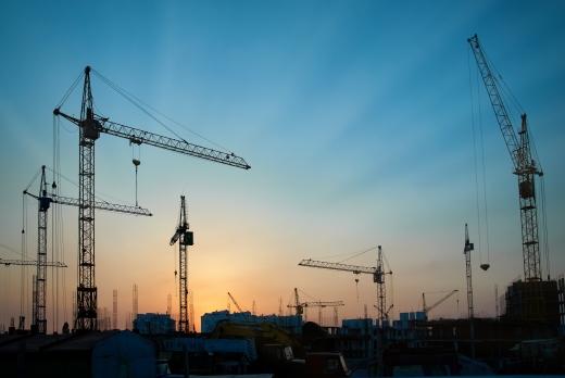 지난해 국내 건설업계의 건축공사 규모는 늘어난 반면 토목공사 규모는 감소한 것으로 나타났다. /사진=이미지투데이