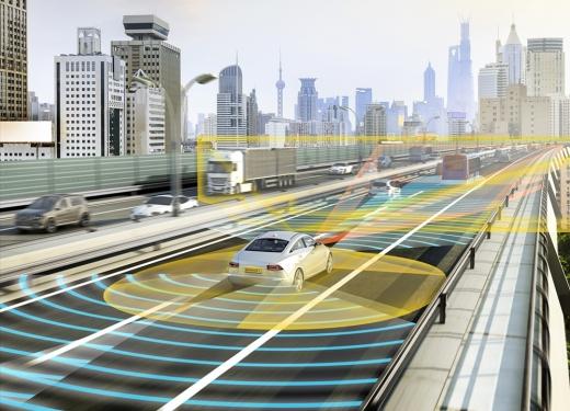 크루징 쇼퍼(Cruising Chauffeur) 자율주행 시스템 /사진=콘티넨탈 제공