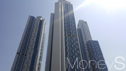 서울 성동구 성수동 고급 주상복합 아파트인 트리마제. /사진=김창성 기자