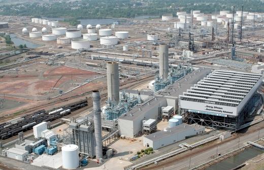 GS EPS 미국 린든 가스발전소 전경 / 사진=GS