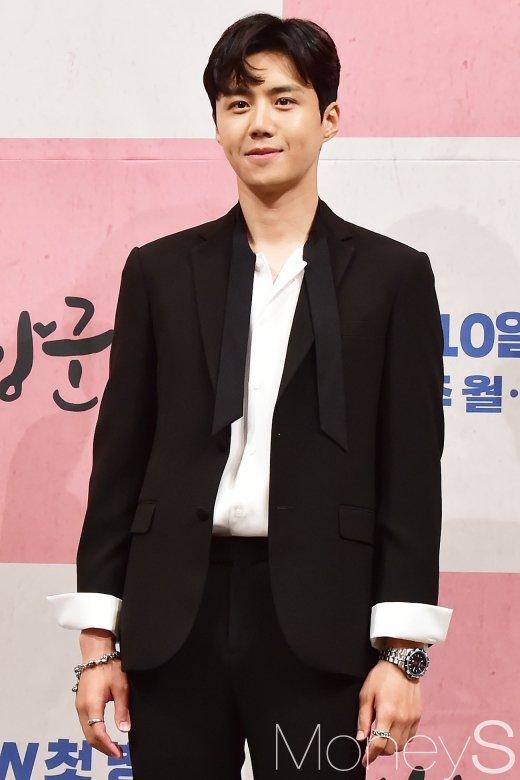 [머니S포토] 김선호, '잘생김 한 가득'