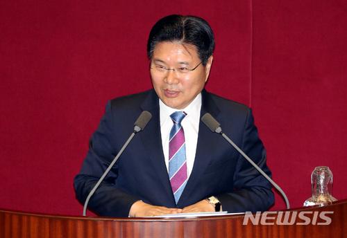 홍문종 자유한국당 의원./사진=뉴시스